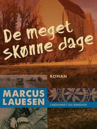 Marcus Lauesen: De meget skønne Dage : Roman