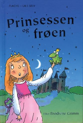 Susanna Davidson: Prinsessen og frøen