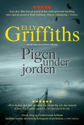 Elly Griffiths: Pigen under jorden