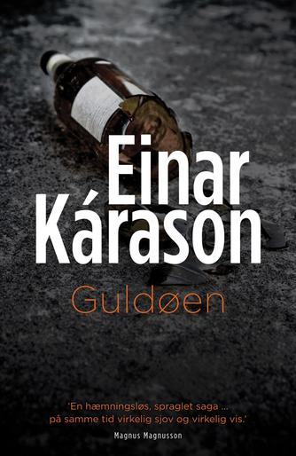Einar Kárason: Guldøen