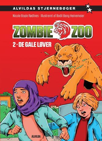 Nicole Boyle Rødtnes: De gale løver