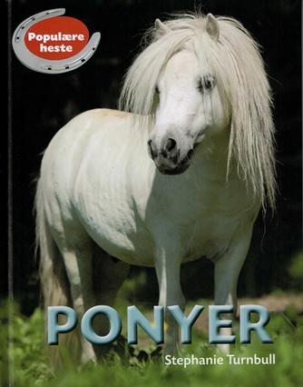 Stephanie Turnbull: Ponyer