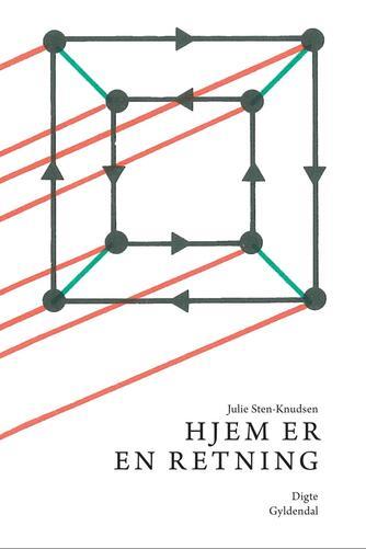 Julie Sten-Knudsen: Hjem er en retning : digte