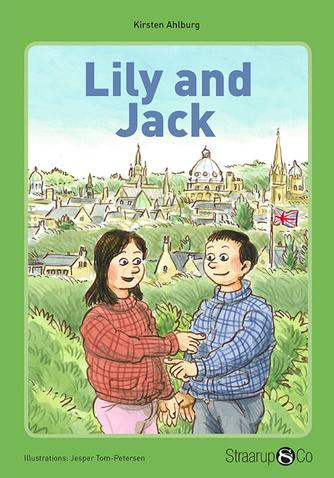 Kirsten Ahlburg: Lily and Jack