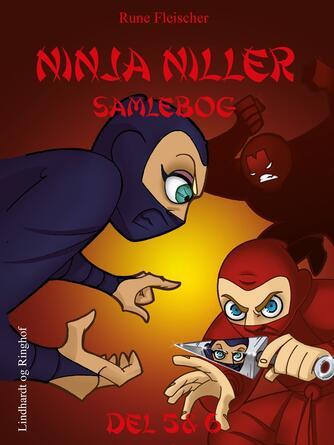 Rune Fleischer: Ninja Niller - Den Sorte Ninja