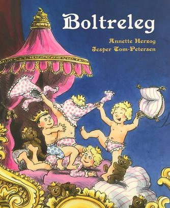 Annette Herzog: Boltreleg