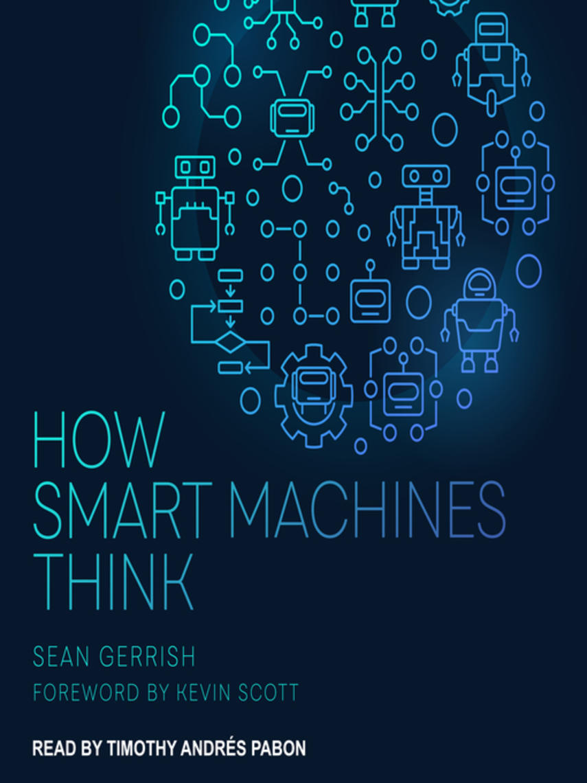 Sean Gerrish: How smart machines think