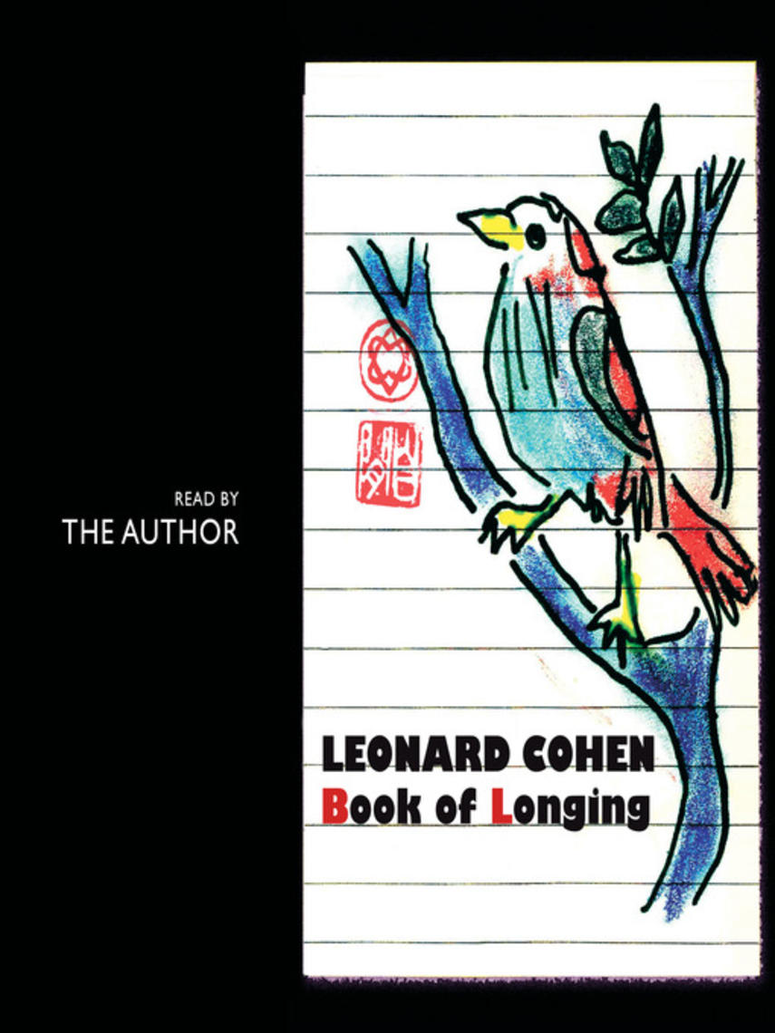 Leonard Cohen: Book of longing