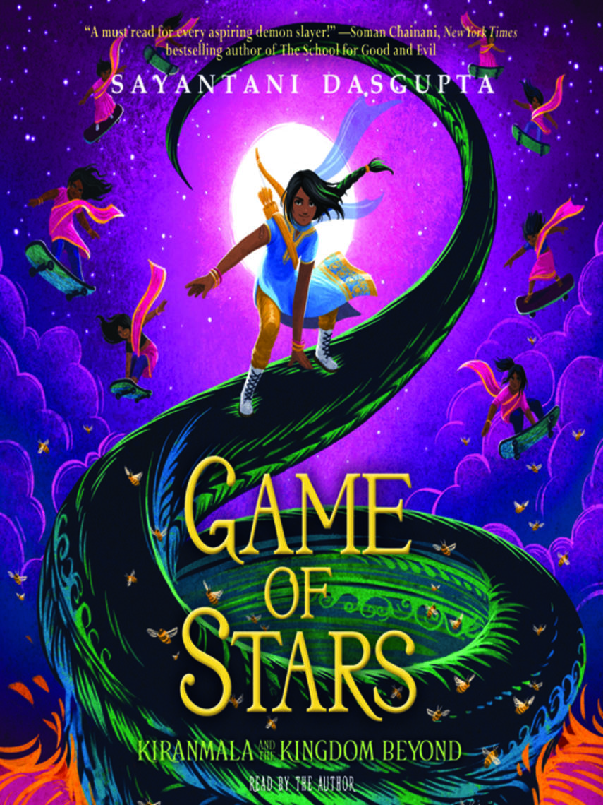 Ting object   Game of stars : Kiranmala and the Kingdom