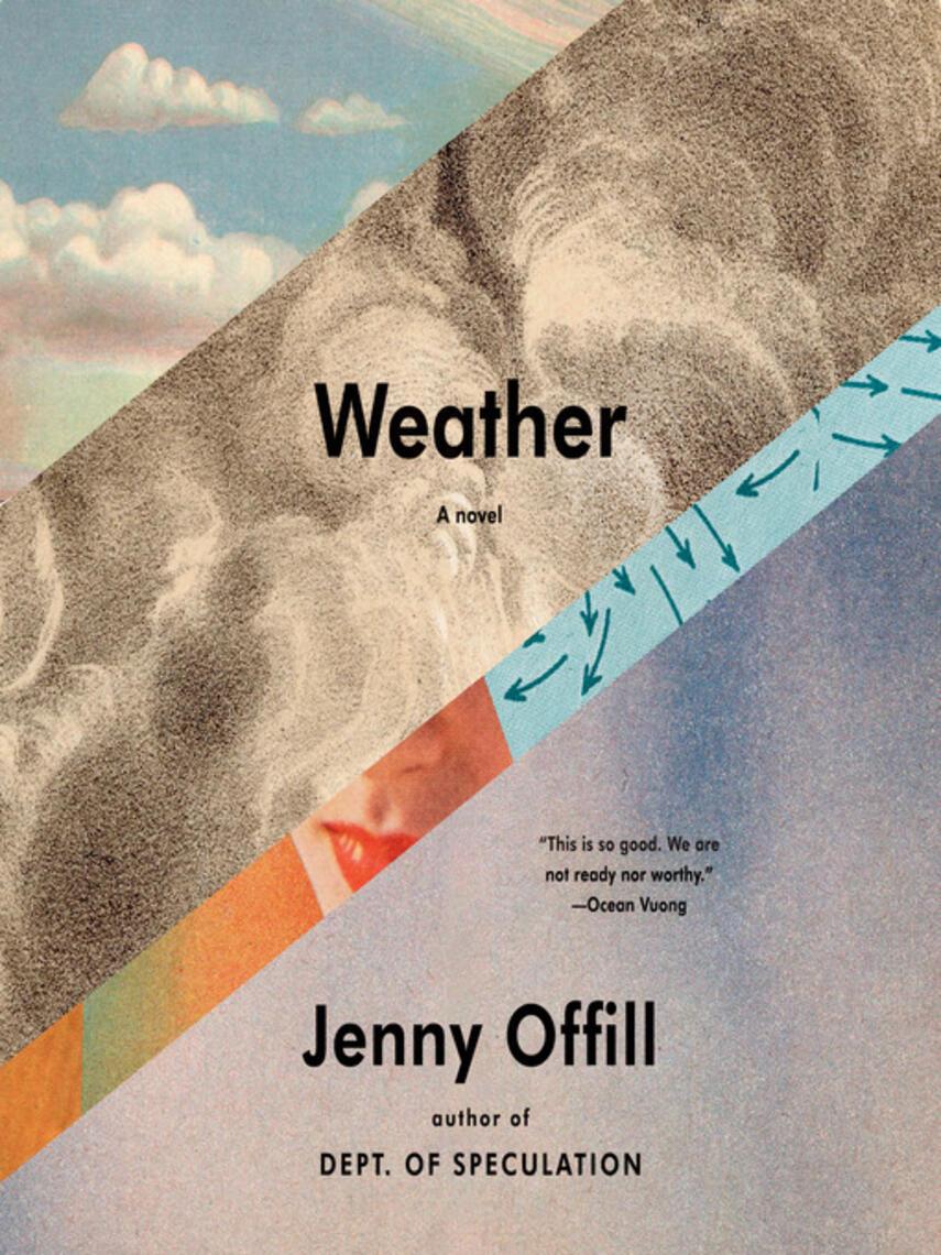 Jenny Offill: Weather : A novel