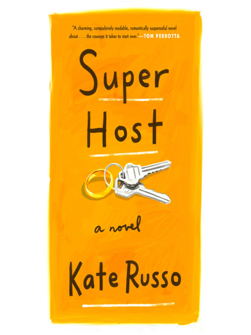 Kate Russo: Super host