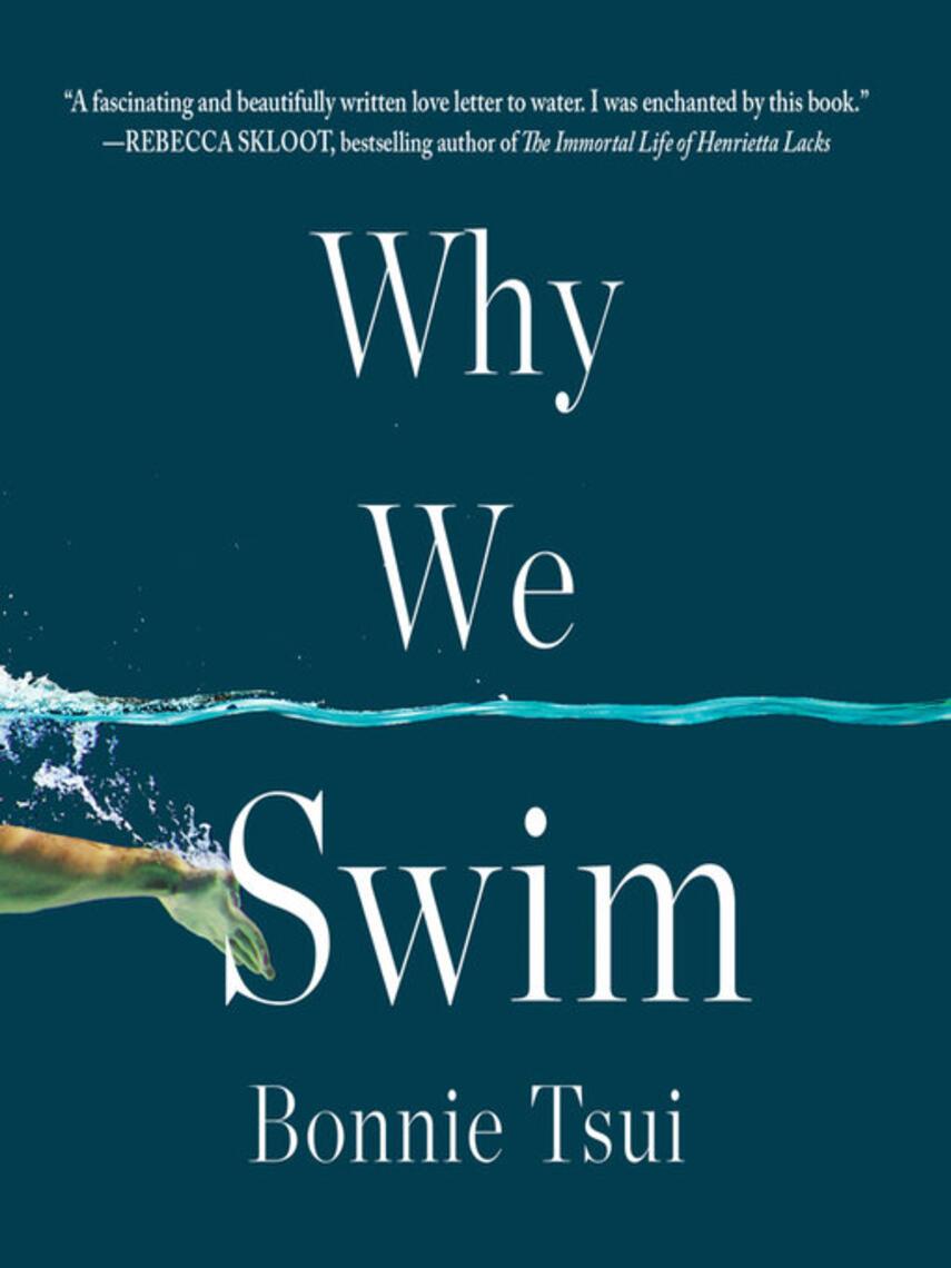 Bonnie Tsui: Why we swim