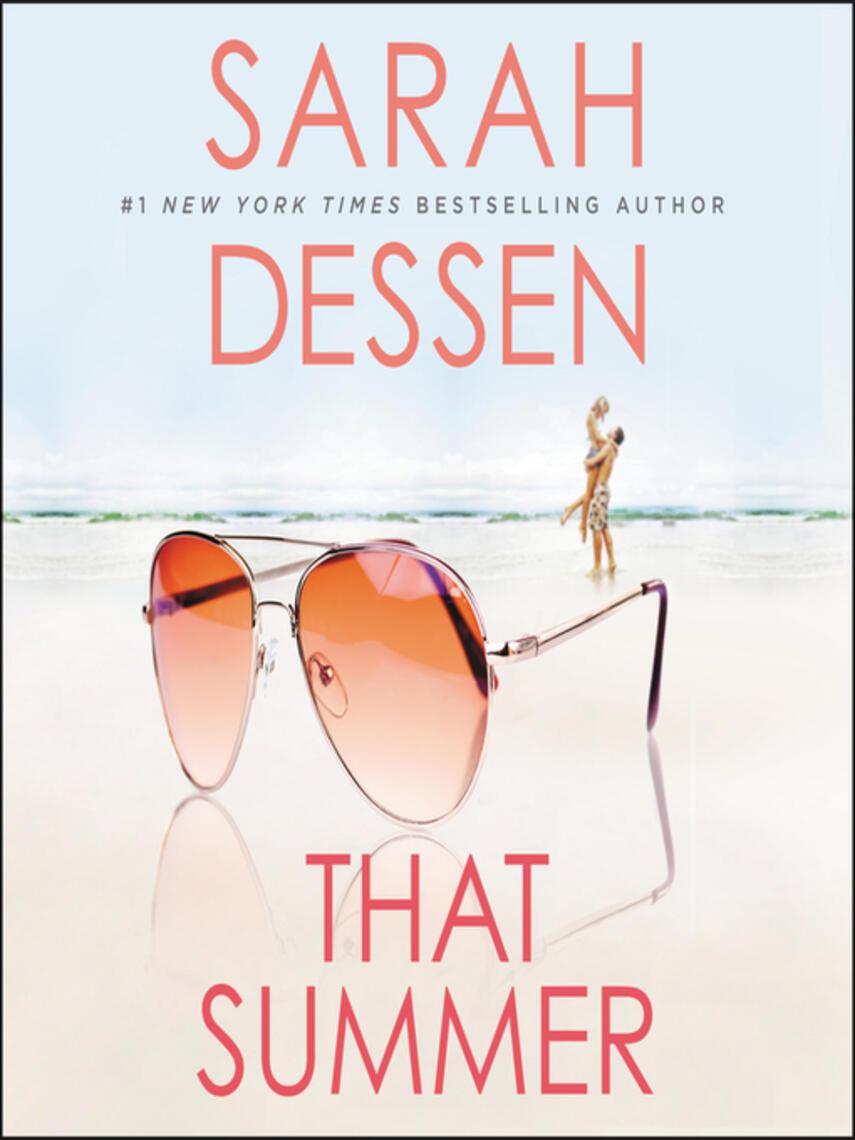Sarah Dessen: That summer