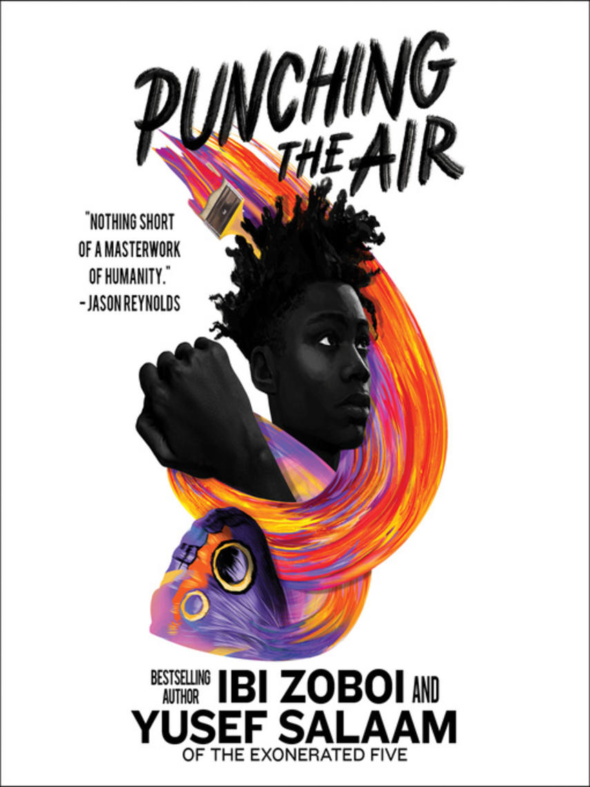 Ibi Zoboi: Punching the air