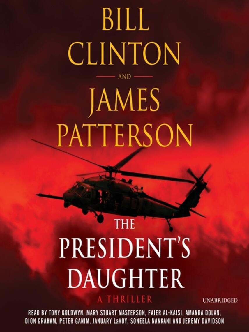 Bill Clinton: The president's daughter