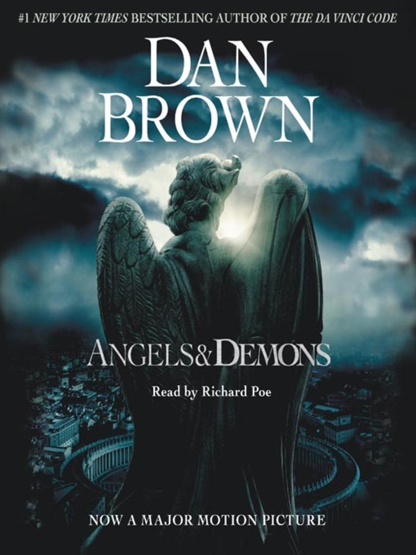 Angels and demons  Robert Langdon Series, Book 20   eReolen