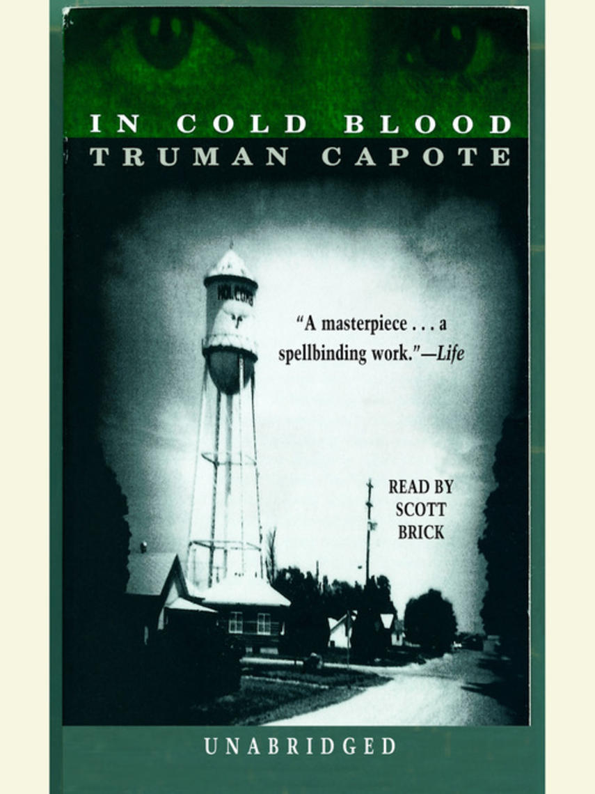 Truman Capote: In cold blood