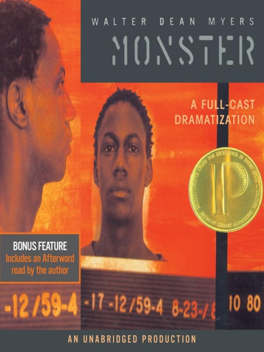 Walter Dean Myers: Monster