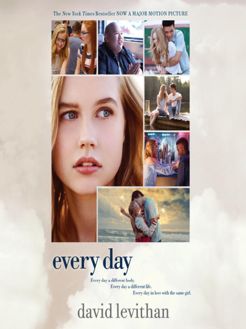David Levithan: Every day