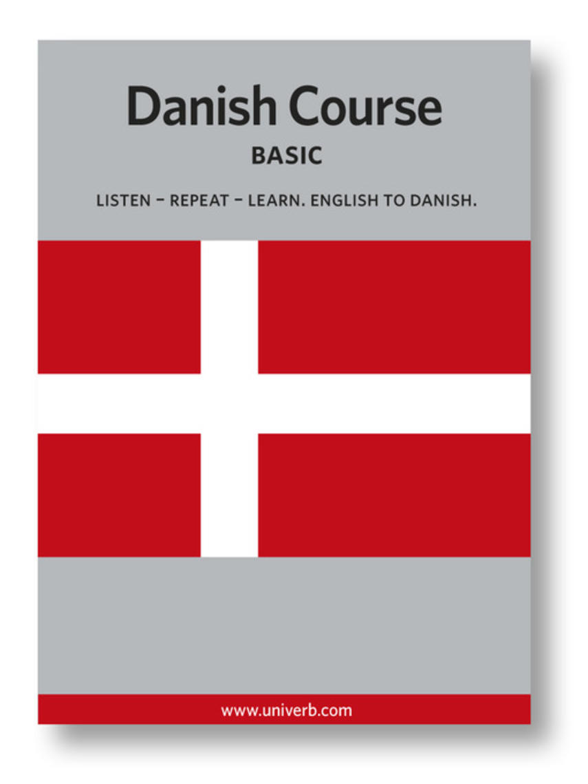 Ann-Charlotte Wennerholm: Danish course : Basic