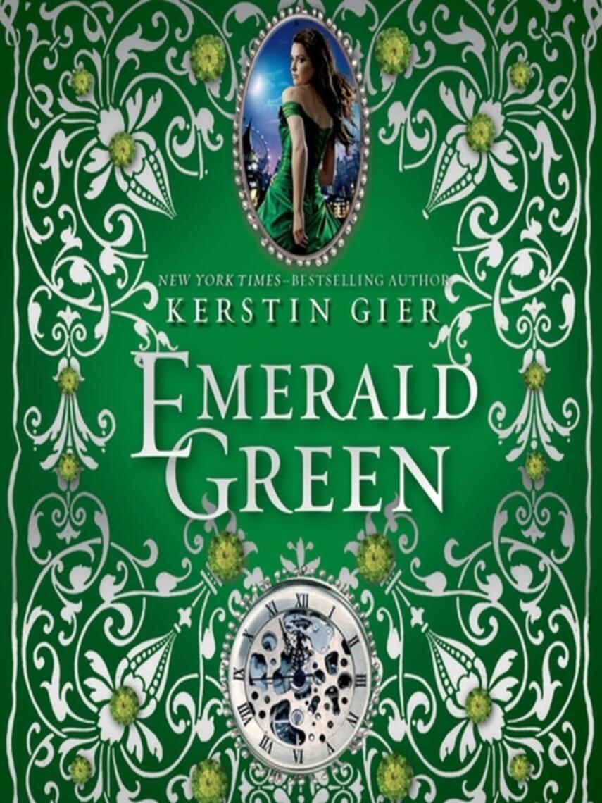 Kerstin Gier: Emerald green : Ruby Red Trilogy, Book 3