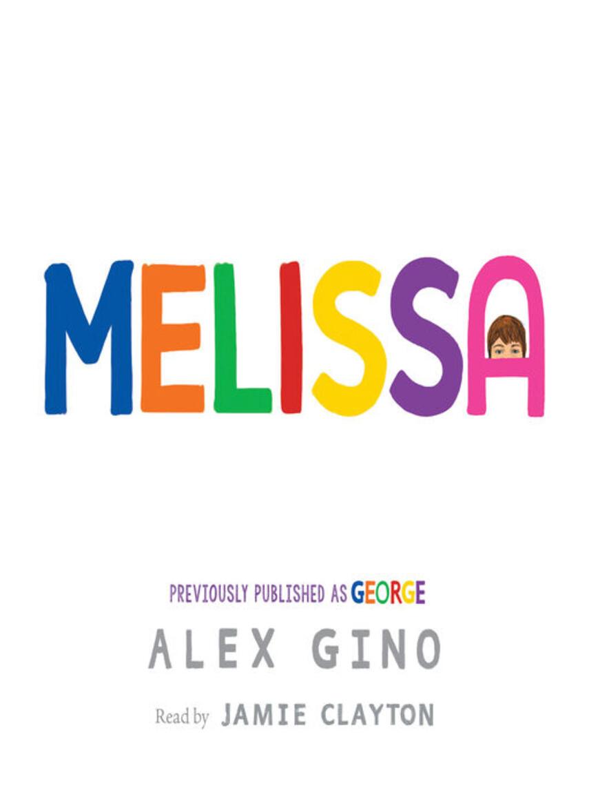 Alex Gino: George