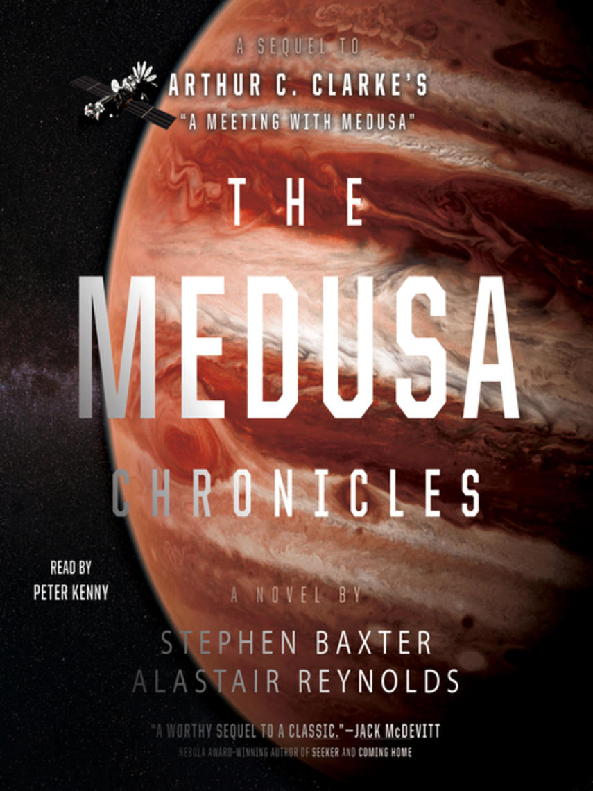 Stephen Baxter: The medusa chronicles