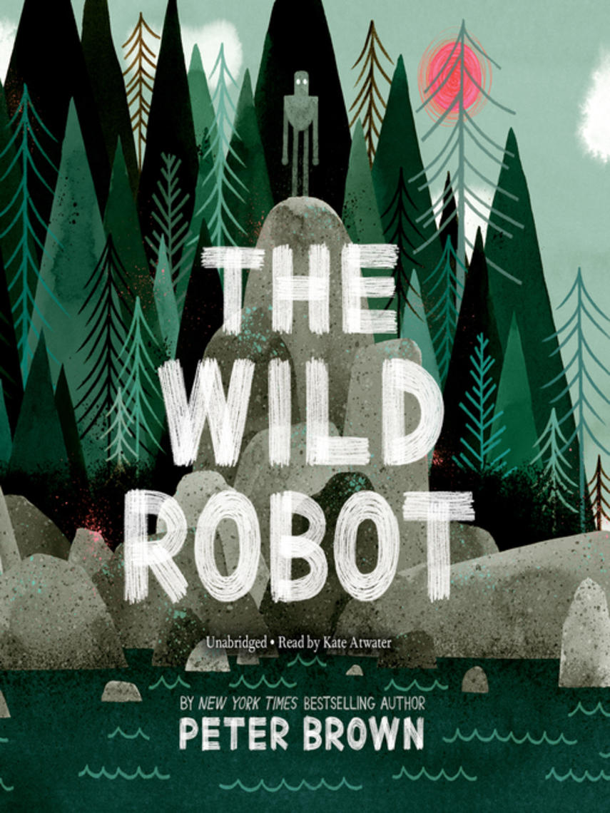 Peter Brown: The wild robot