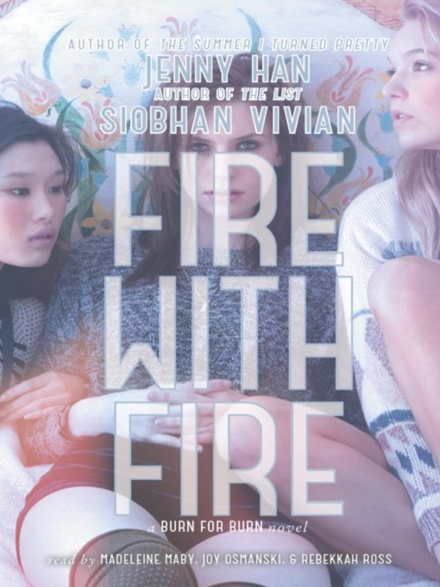 Ting object | Fire with fire : Burn for Burn Series, Book 2 | eReolen