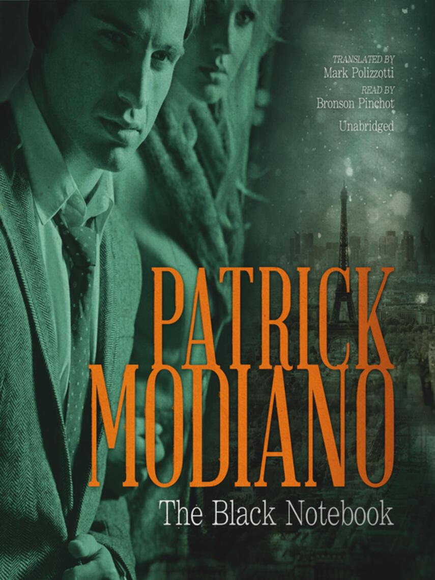 Patrick Modiano: The black notebook