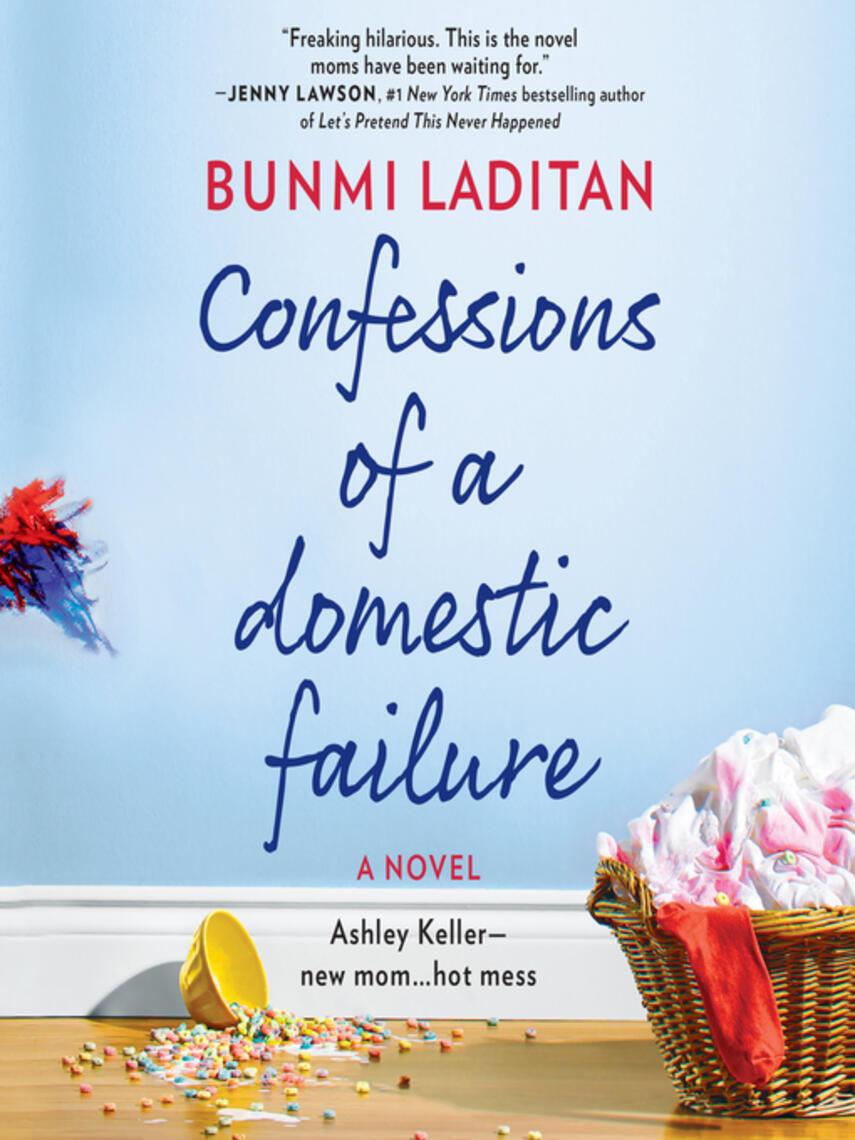 Bunmi Laditan: Confessions of a domestic failure