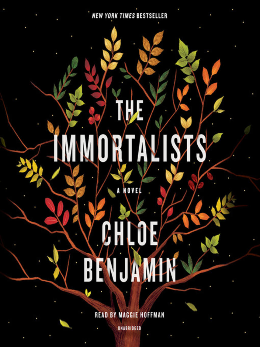 Chloe Benjamin: The immortalists