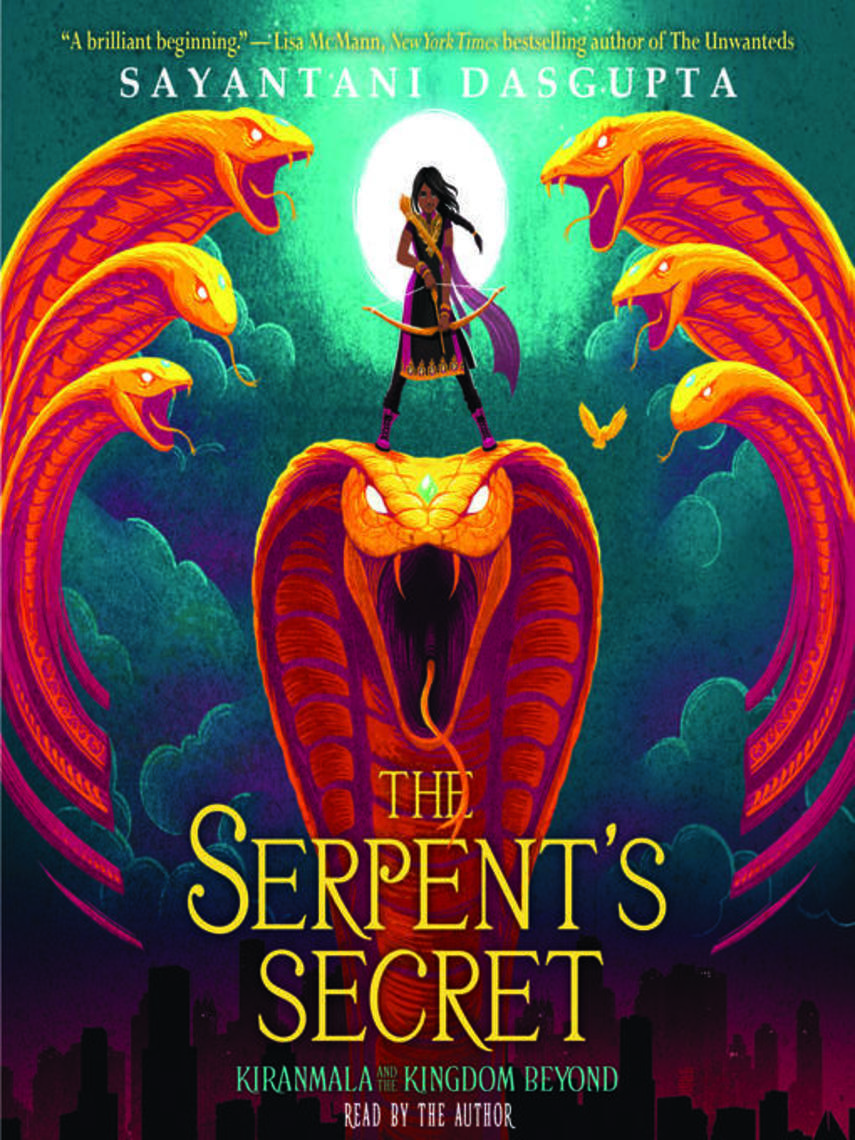 Ting object   The serpent's secret : Kiranmala and the