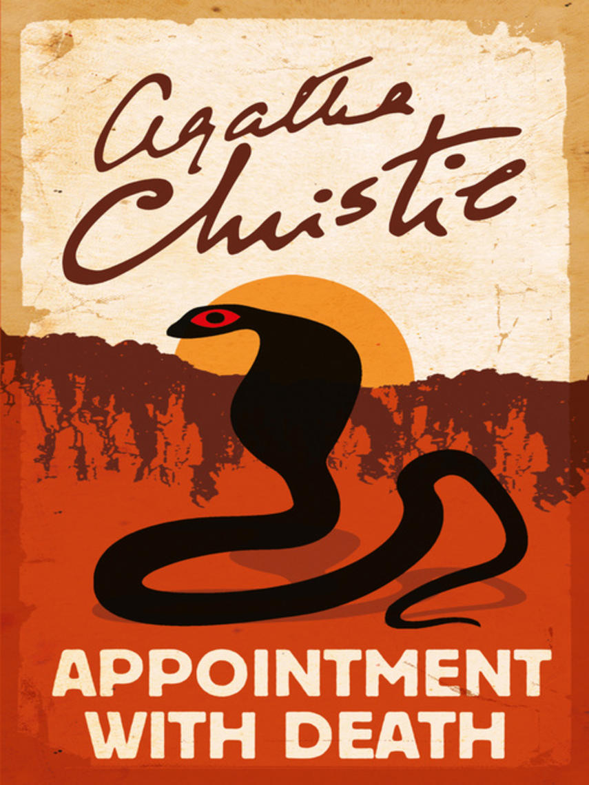 Agatha Christie: Appointment with death : Hercule Poirot Series, Book 18