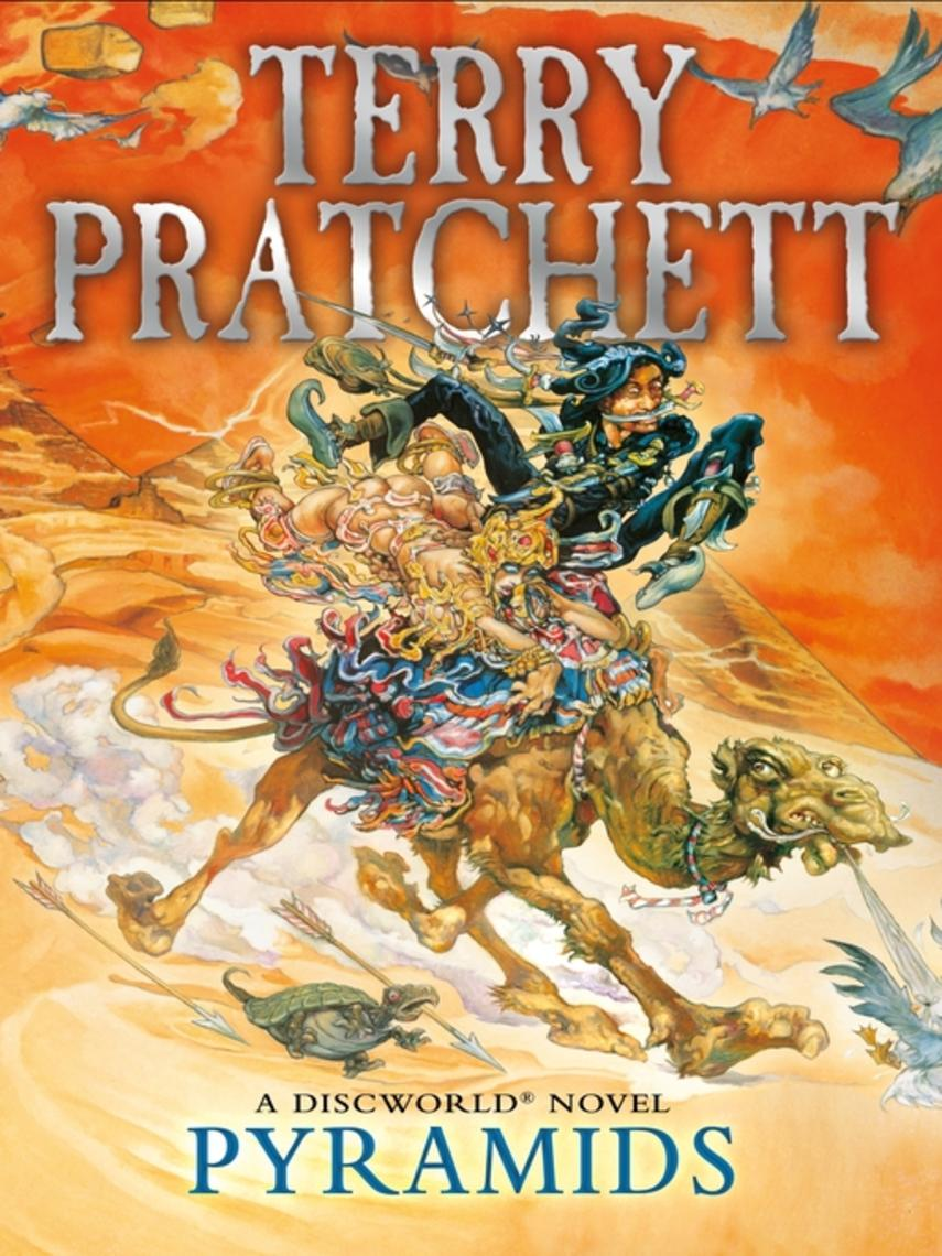 Terry Pratchett: Pyramids : Discworld Series, Book 7