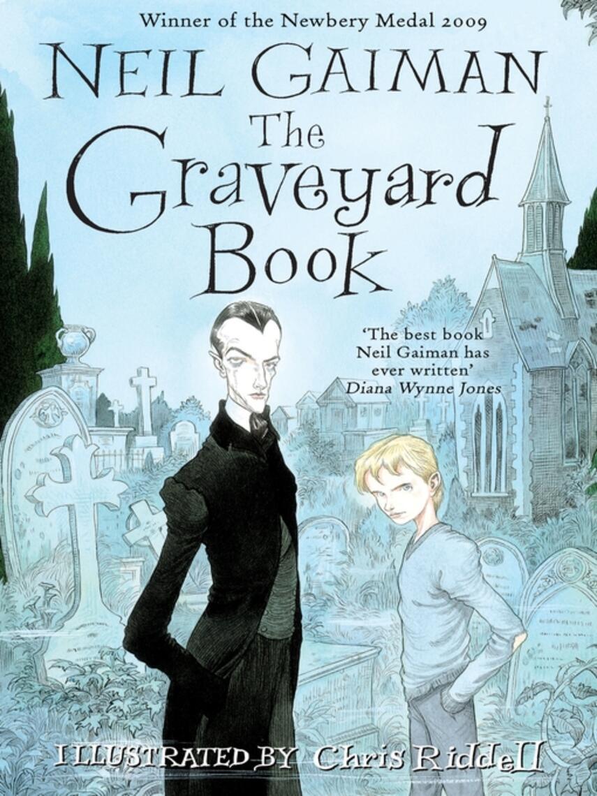 Neil Gaiman: The graveyard book