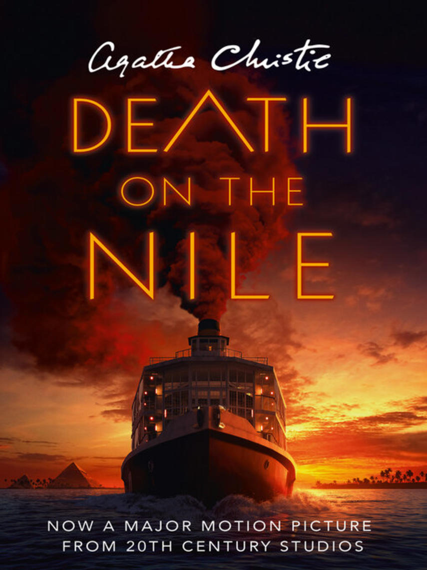 Agatha Christie: Death on the nile : Hercule Poirot Series, Book 15