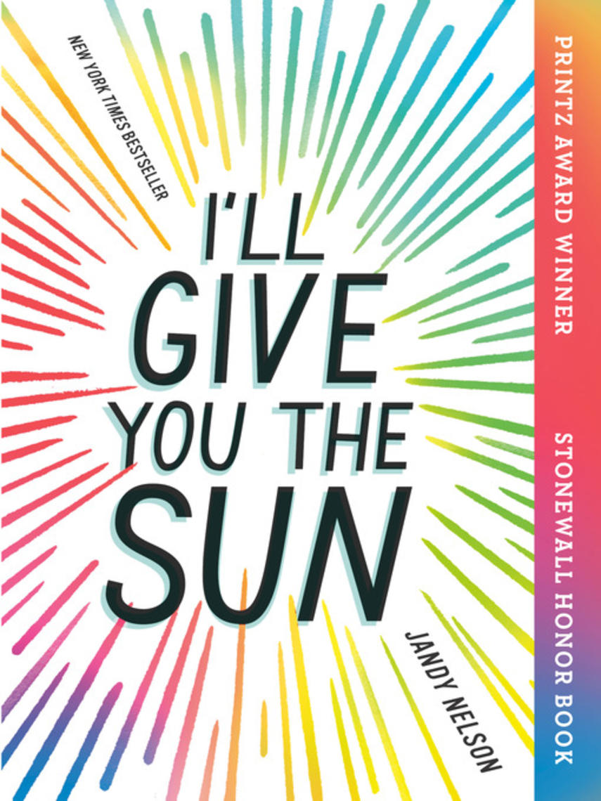 Jandy Nelson: I'll give you the sun