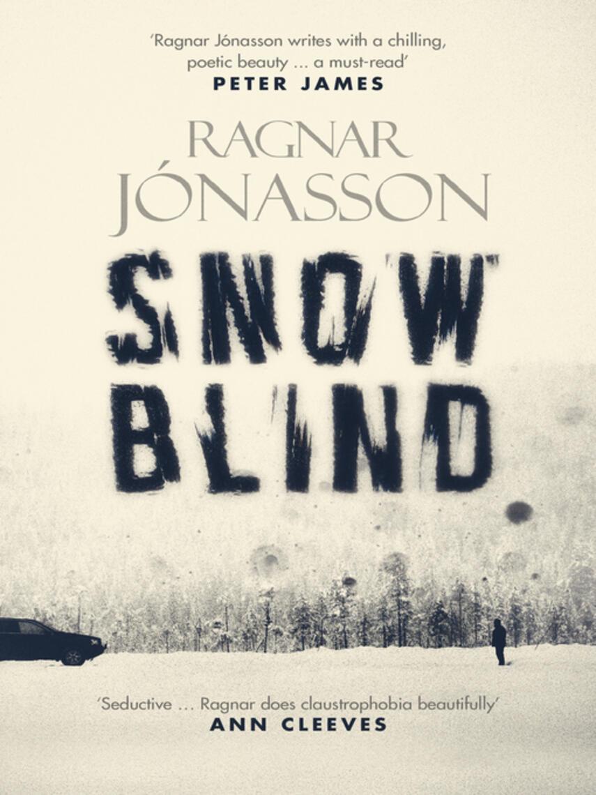 Ragnar Jónasson: Snowblind