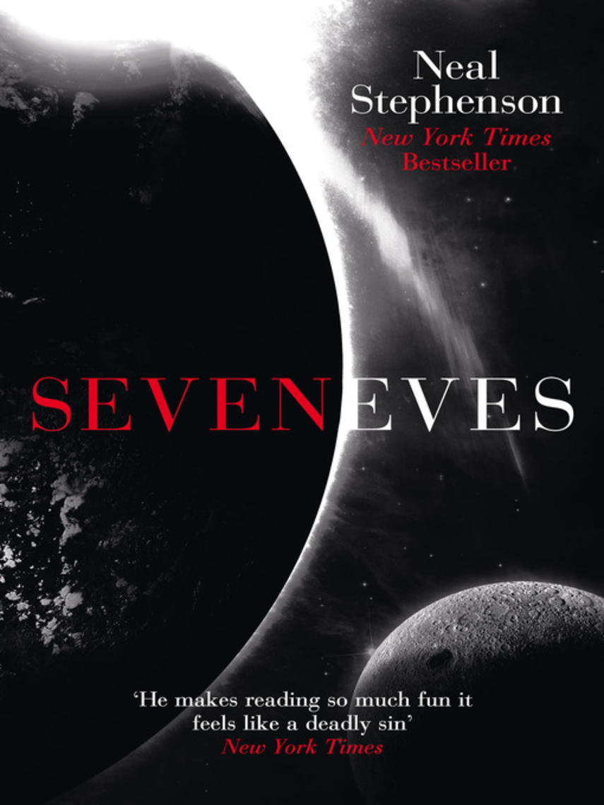 Neal Stephenson: Seveneves