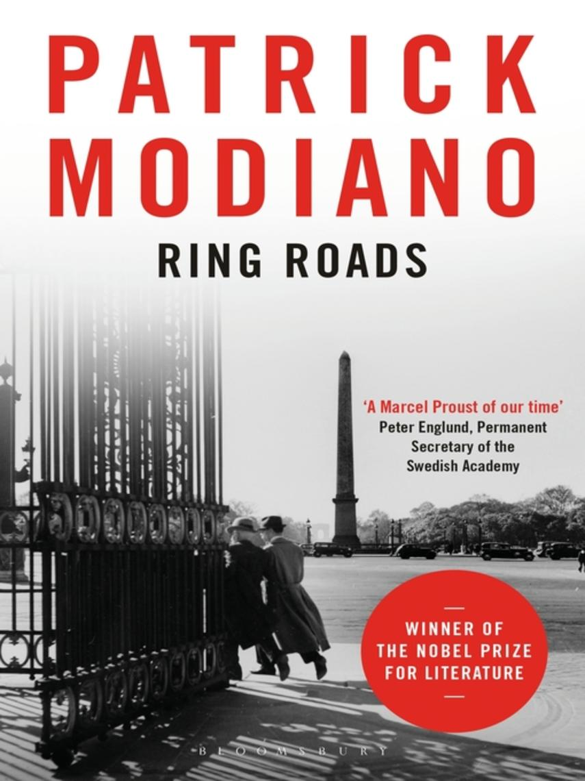 Patrick Modiano: Ring roads