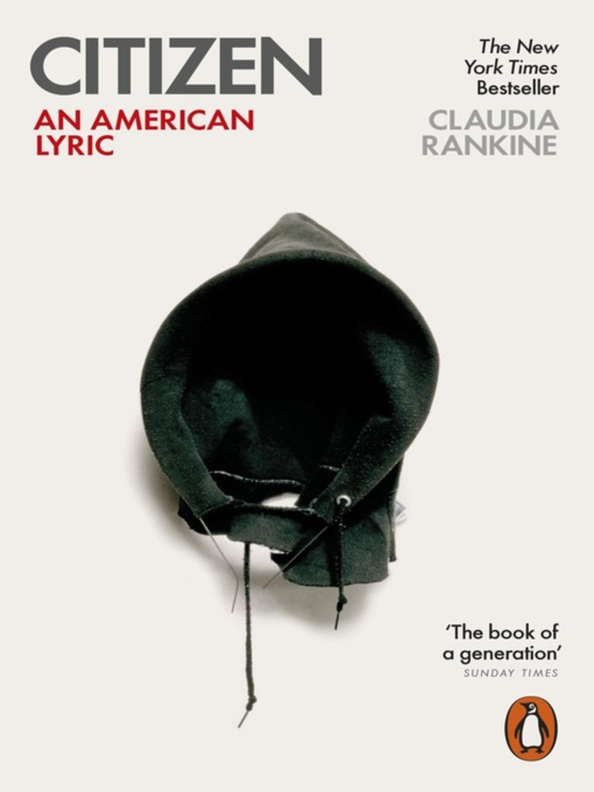 Claudia Rankine: Citizen : An American Lyric
