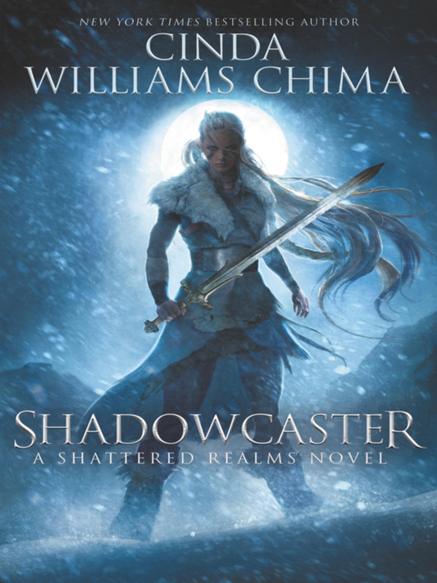 Cinda Williams Chima: Shadowcaster : Shattered Realms Series, Book 2