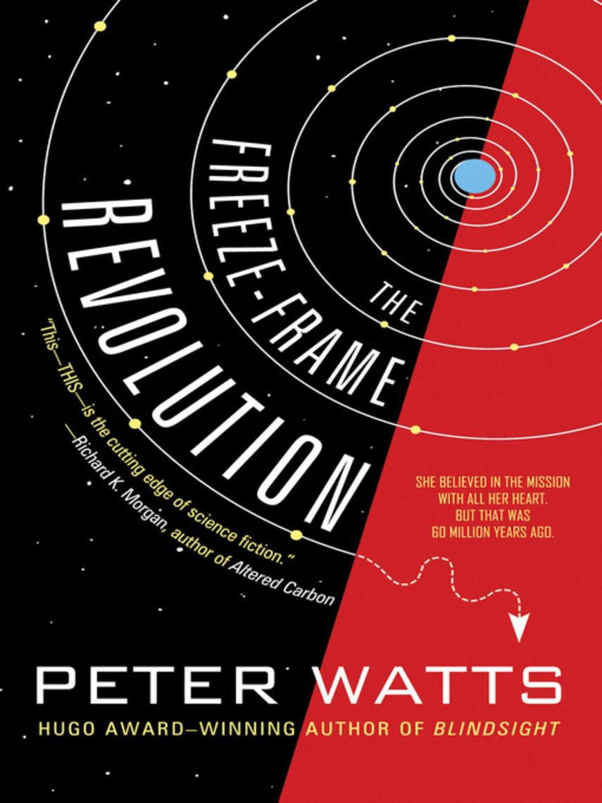 Peter Watts: The freeze-frame revolution