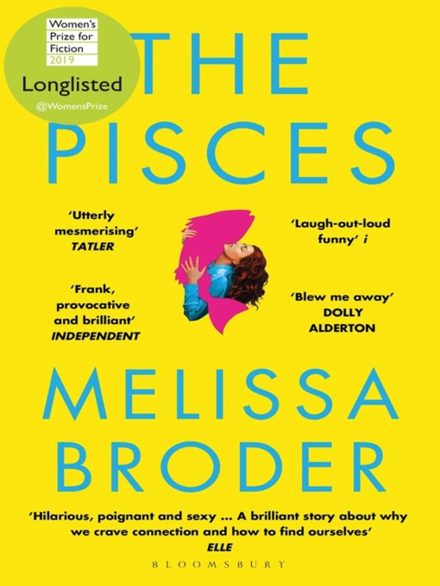 Melissa Broder: The pisces
