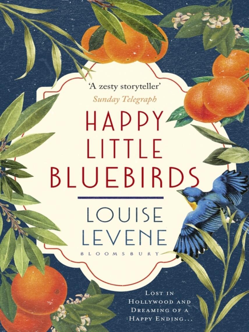 Louise Levene: Happy little bluebirds
