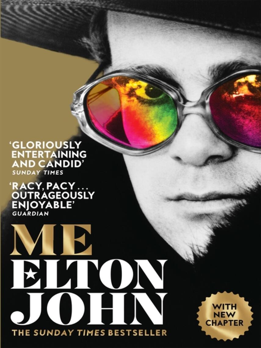 Elton John: Me : Elton john official autobiography