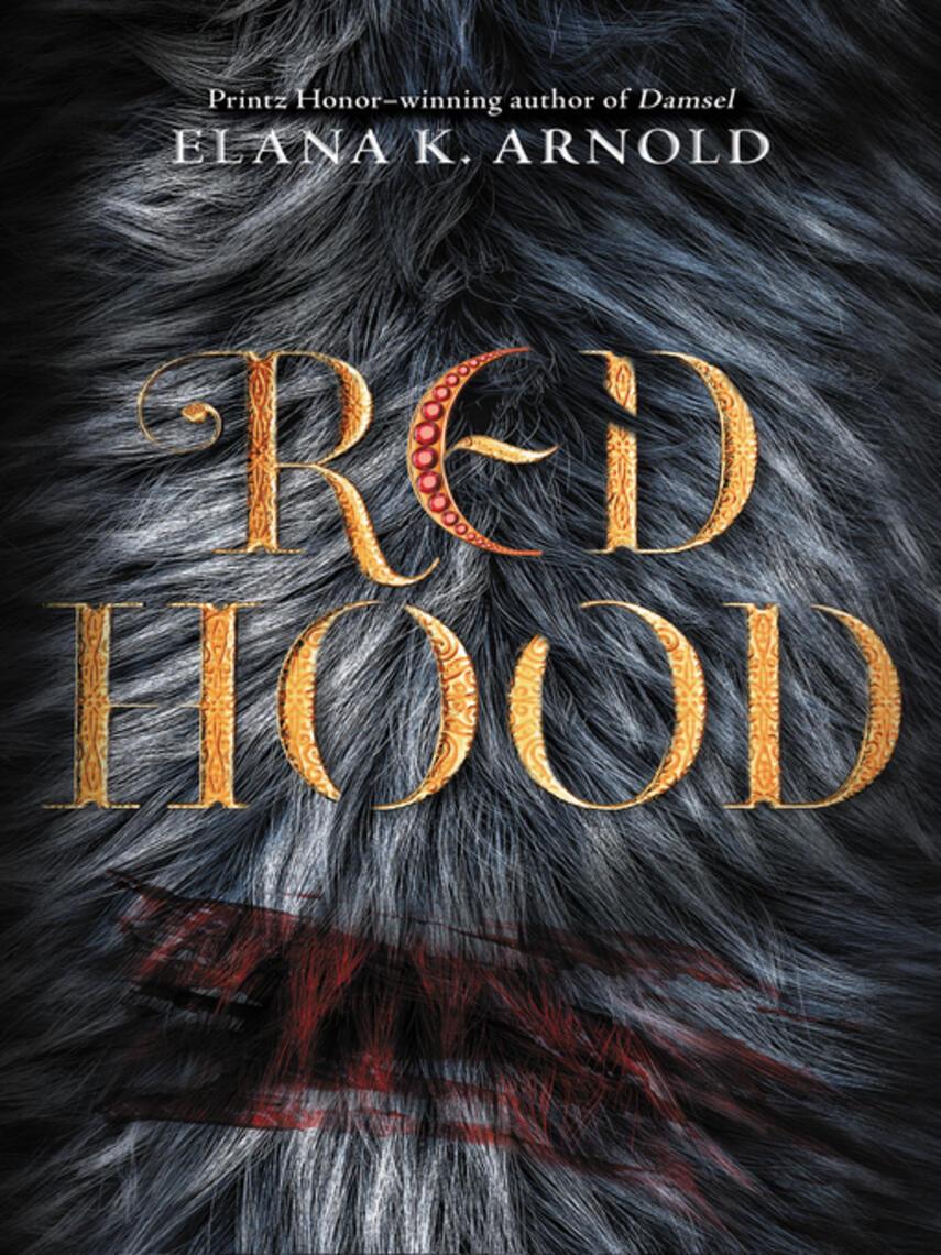 Elana K. Arnold: Red hood