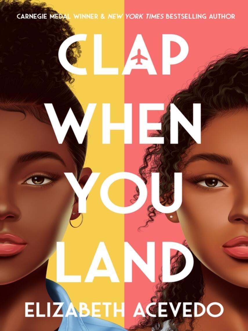 Elizabeth Acevedo: Clap when you land