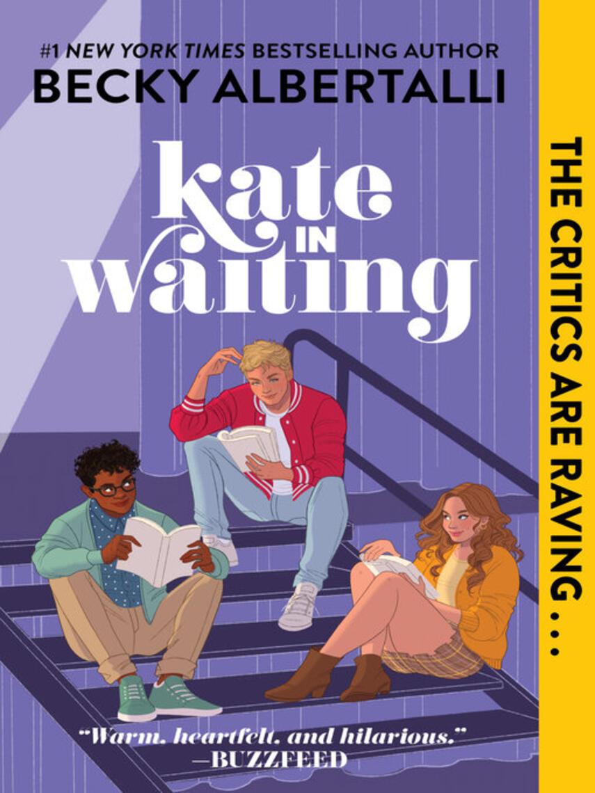 Becky Albertalli: Kate in waiting